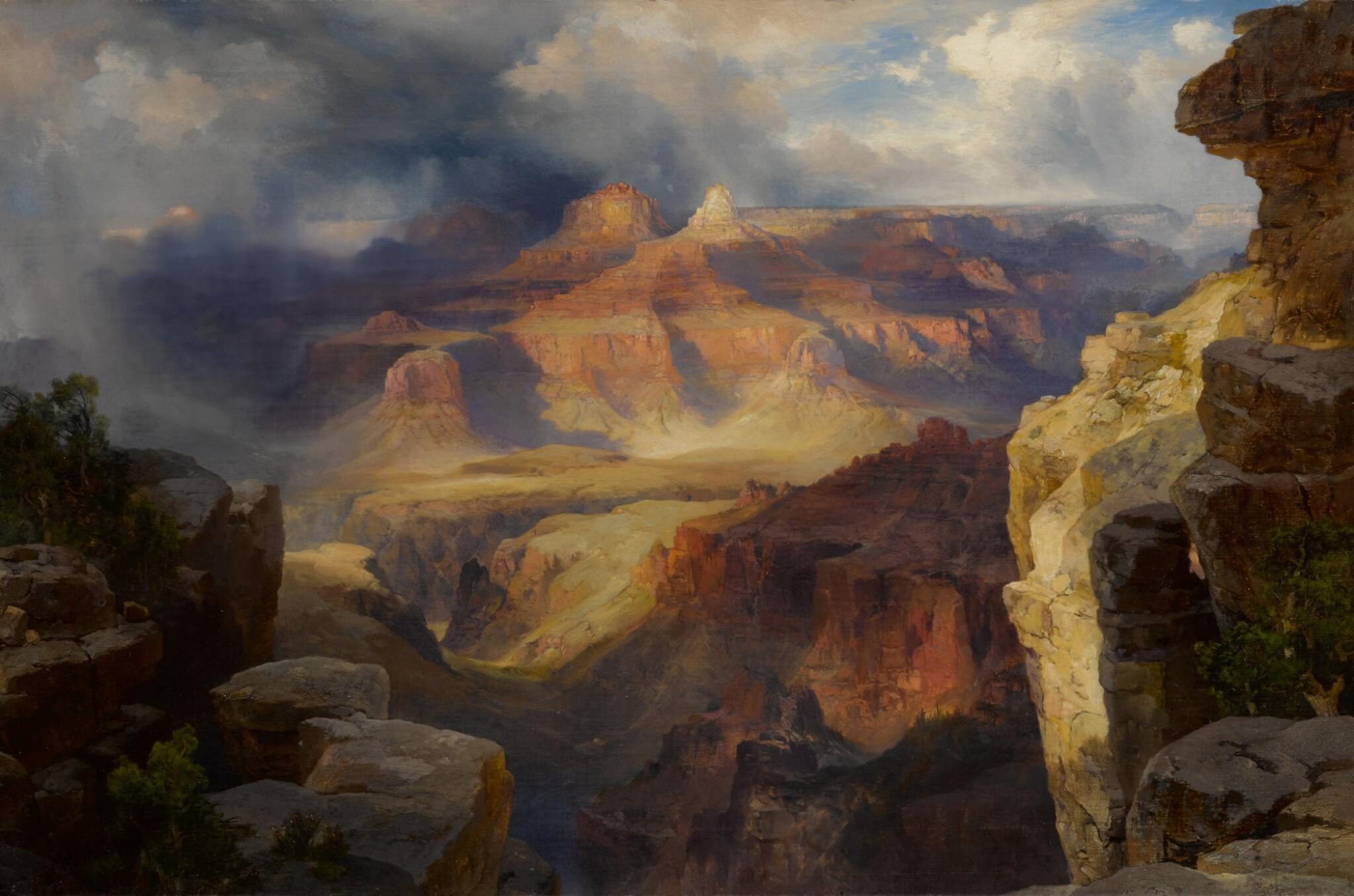 View full screen - View 1 of Lot 20. Grand Canyon, Arizona (A Miracle of Nature) (Zoroaster Peak, Grand Cañon).
