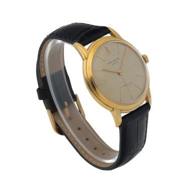 View 3. Thumbnail of Lot 81. Ref. 2551 Yellow gold wristwatch Made in 1958 | 百達翡麗 2551型號黃金腕錶,1958年製.