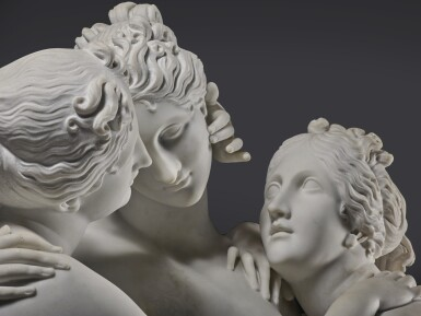 View 7. Thumbnail of Lot 218. The Three Graces.