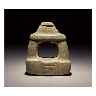 MEZCALA STONE TEMPLE LATE PRECLASSIC, CIRCA 300-100 BC