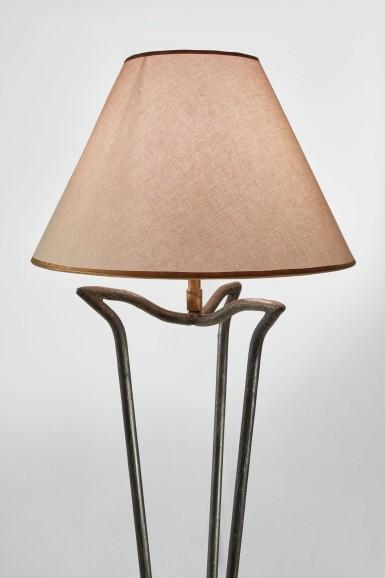 View 2. Thumbnail of Lot 349. Pair of Floor Lamps.