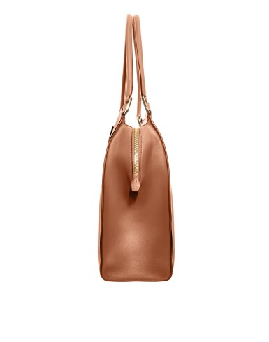 View 3. Thumbnail of Lot 27. PRADA | LOUISE LEATHER TOTE, WORN BY LEXI BOLING.