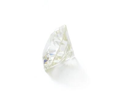 View 2. Thumbnail of Lot 78. Diamond and ring mounting (Anello con diamanti).