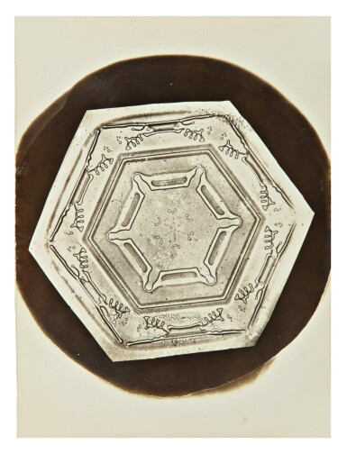 View 8. Thumbnail of Lot 142. WILSON A. BENTLEY | SELECTED IMAGES OF SNOWFLAKES.