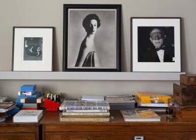 View 5. Thumbnail of Lot 6. Marella Agnelli, NYC, 1953.