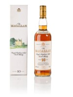 The Macallan 10 Year Old 43.0 abv NV