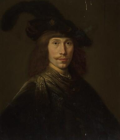 FOLLOWER OF REMBRANDT HARMENSZ. VAN RIJN | Portrait of aman
