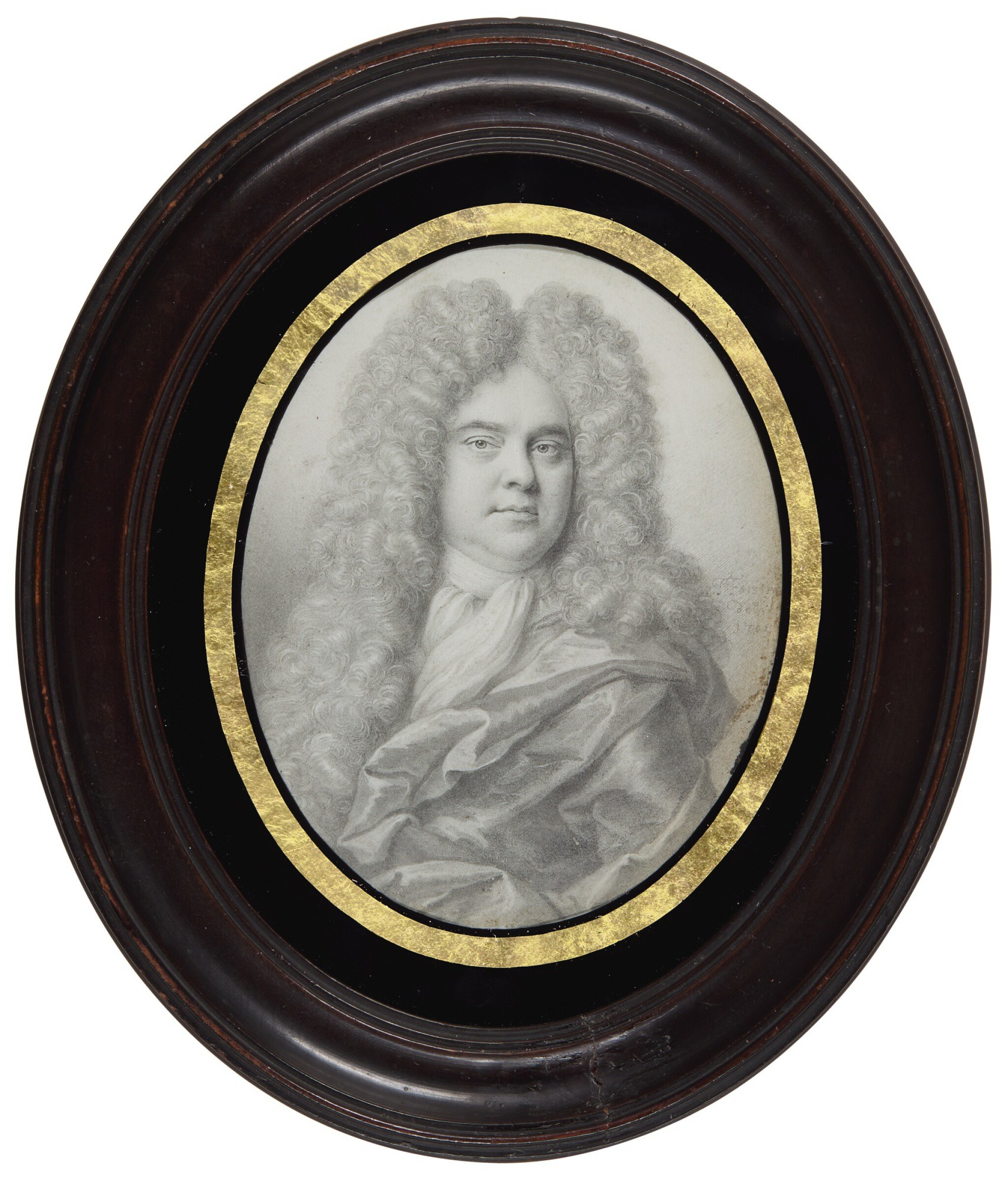 View full screen - View 1 of Lot 241. THOMAS FORSTER | PORTRAIT OF A GENTLEMAN.