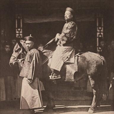 View 4. Thumbnail of Lot 181. Tibet—John Claude White | Tibet and Lhasa. Calcutta: Johnston and Hoffmann, [1908].
