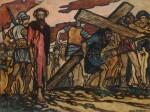 JACK B. YEATS, R.H.A. | SIMON THE CYRENIAN
