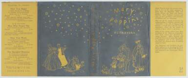 View 4. Thumbnail of Lot 265. Travers, Mary Poppins, 1934.