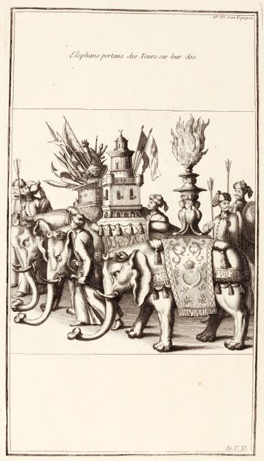 Montfaucon | Les monumens de la monarchie françoise, 1729–1733, 5 volumes