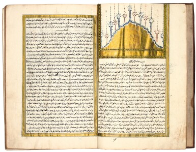 View 2. Thumbnail of Lot 353. Ottoman manuscript, A volume on the art of military architecture, Turkey, 18th century.