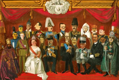 View 1. Thumbnail of Lot 20. VASILY IVANOVICH SHUKHAEV | THE REIGNING MONARCHS OF THE WORLD.