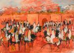HASSAN EL GLAOUI | FANTASIA HORSEMEN