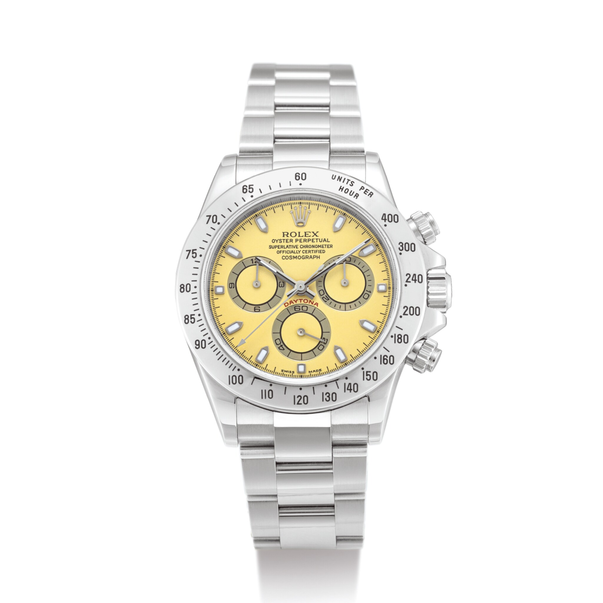 """View full screen - View 1 of Lot 2235.  ROLEX 