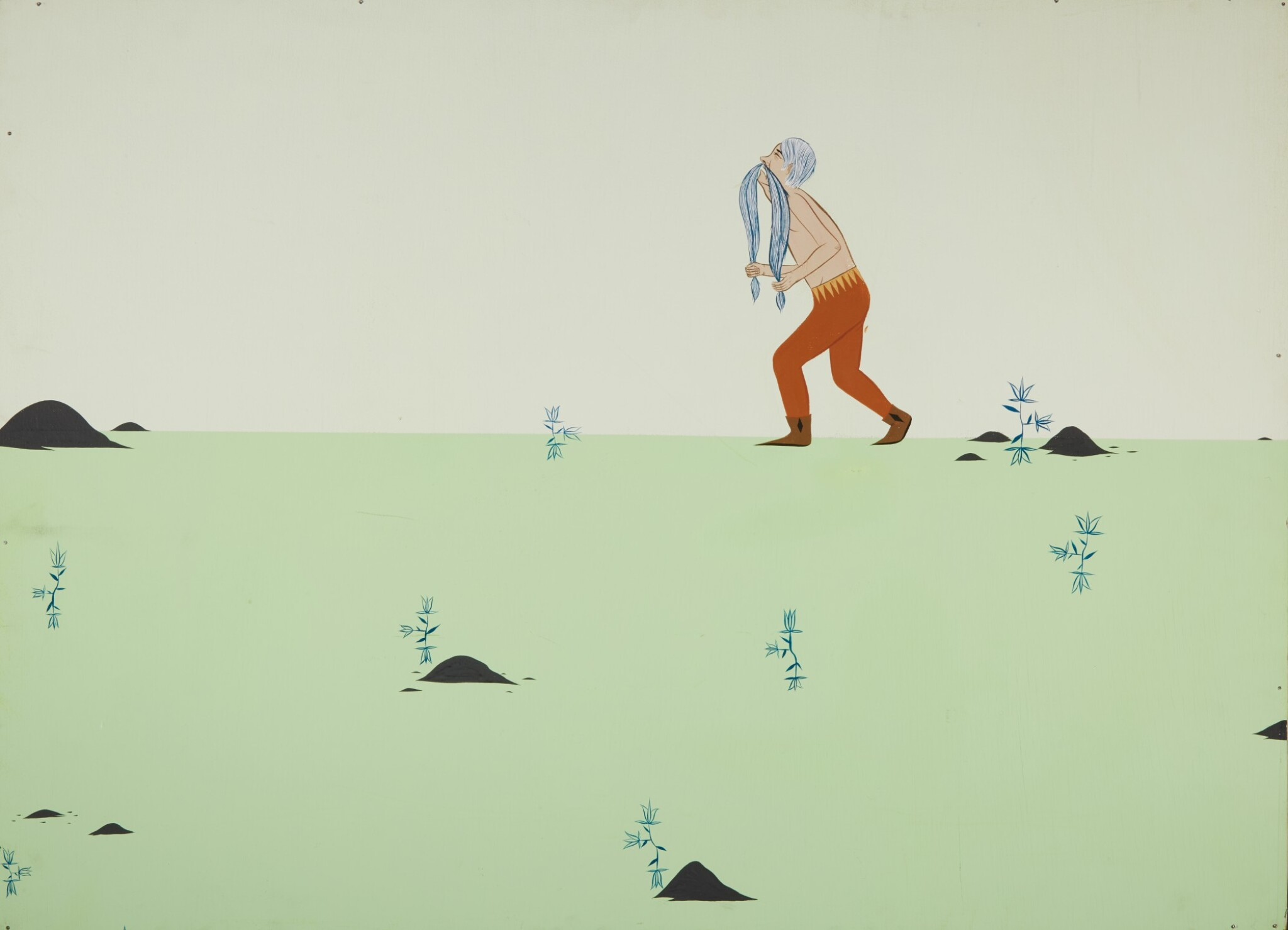 View full screen - View 1 of Lot 21. CLARE ROJAS | UNTITLED.