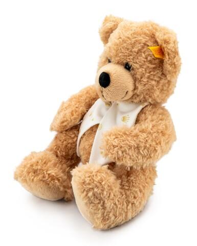 View 2. Thumbnail of Lot 8061. STEIFF FOR ROLEX   A POLYESTER TEDDY BEAR, CIRCA 2015   勞力士及 Steiff   小熊玩偶,約2015年製.