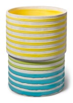 "ETTORE SOTTSASS | VASE FROM THE ""ROCCHETTI"" SERIES"