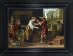 JAN TENGNAGEL   CIRCE WITH ODYSSEUS