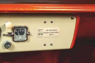 1968 Meyers Manx