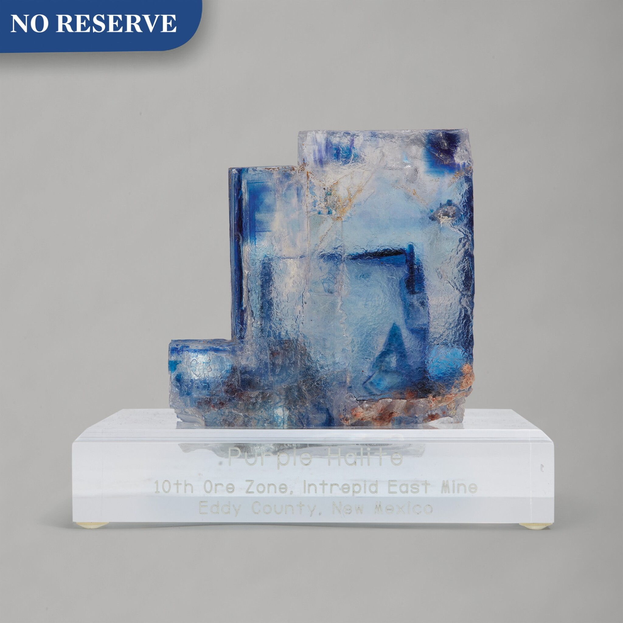 View full screen - View 1 of Lot 267. A Fine Halite.