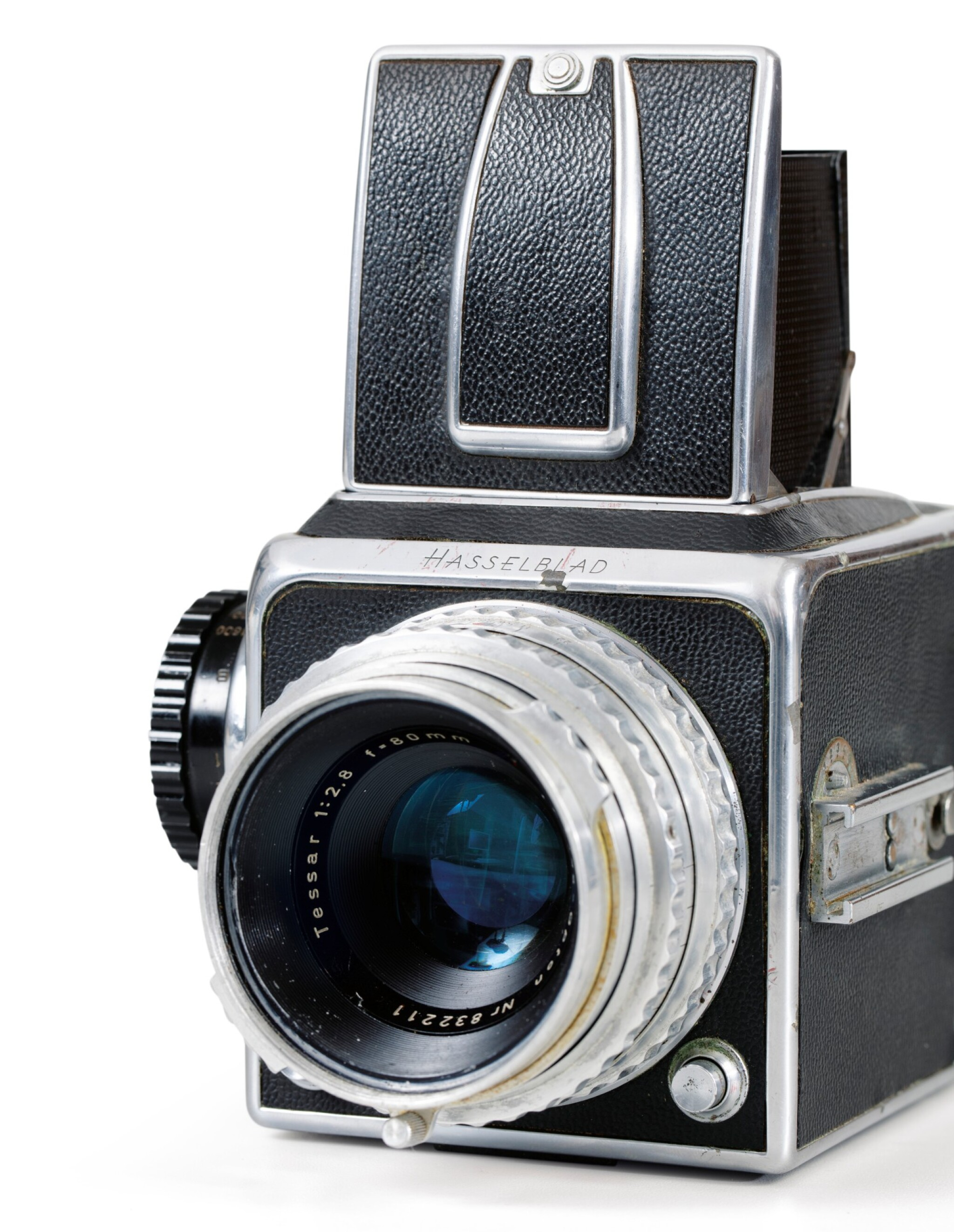 View full screen - View 1 of Lot 17. Hasselblad Camera of Paolo Roversi.