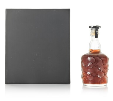 View 4. Thumbnail of Lot 39. Dictador Generations In Lalique 'The Proof Bottle' 43.0 abv 1976 .
