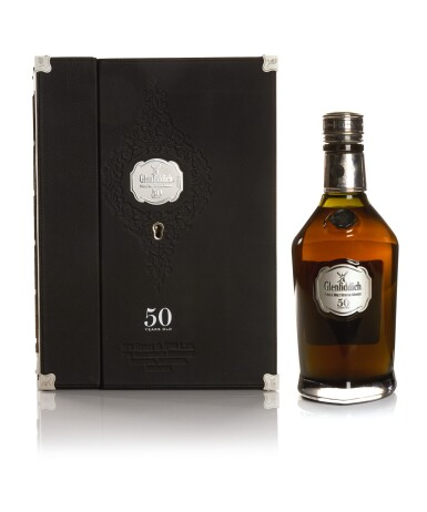GLENFIDDICH 50 YEAR OLD  SECOND RELEASE 46.1 ABV NV