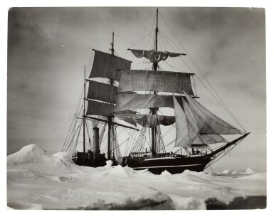 """View 1. Thumbnail of Lot 185. Herbert Ponting and others 