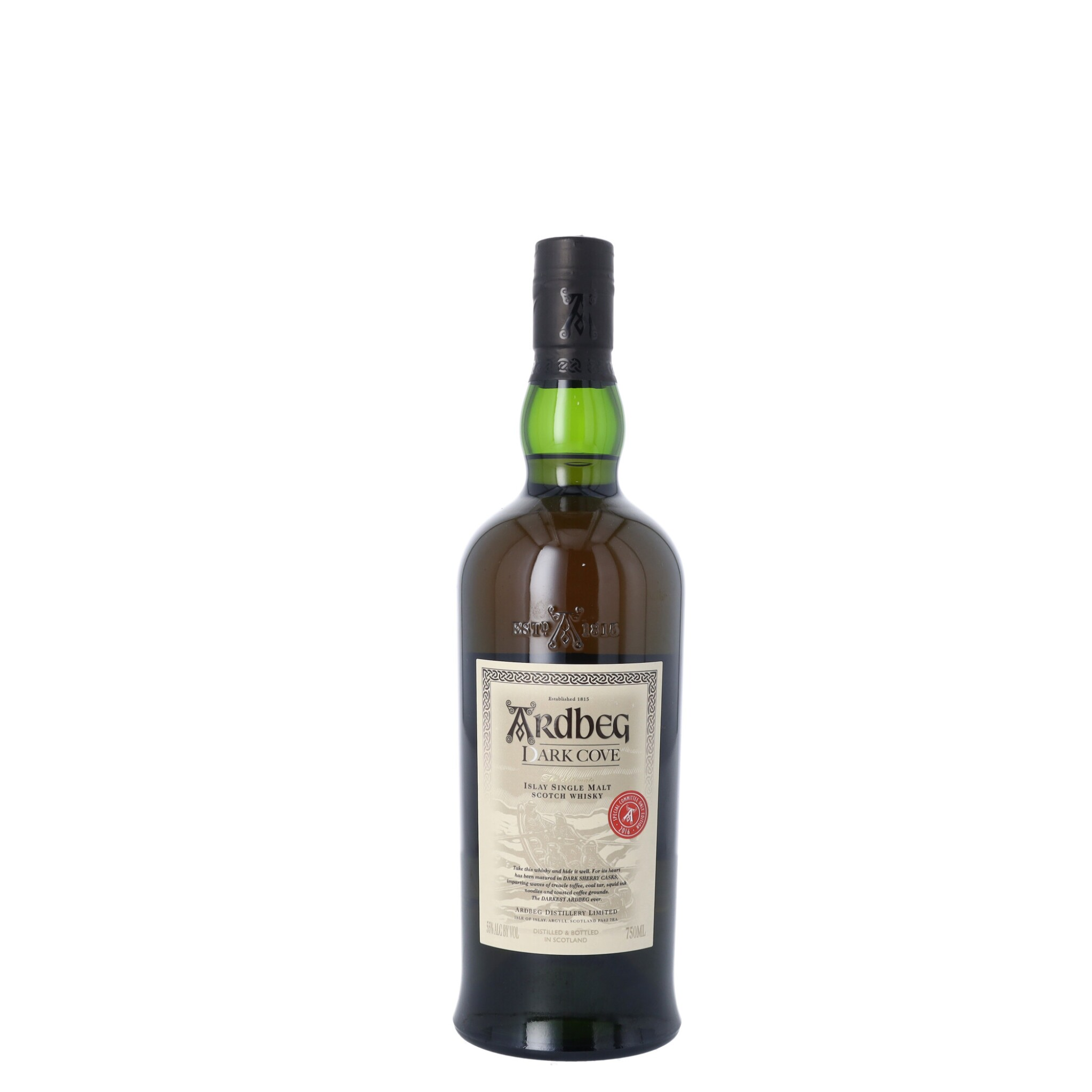 View full screen - View 1 of Lot 72. Ardbeg Dark Cove Committee Release 55.0 abv NV (1 BT75).