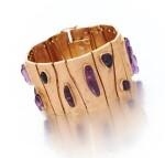 Amethyst bracelet (Bracciale con ametiste)