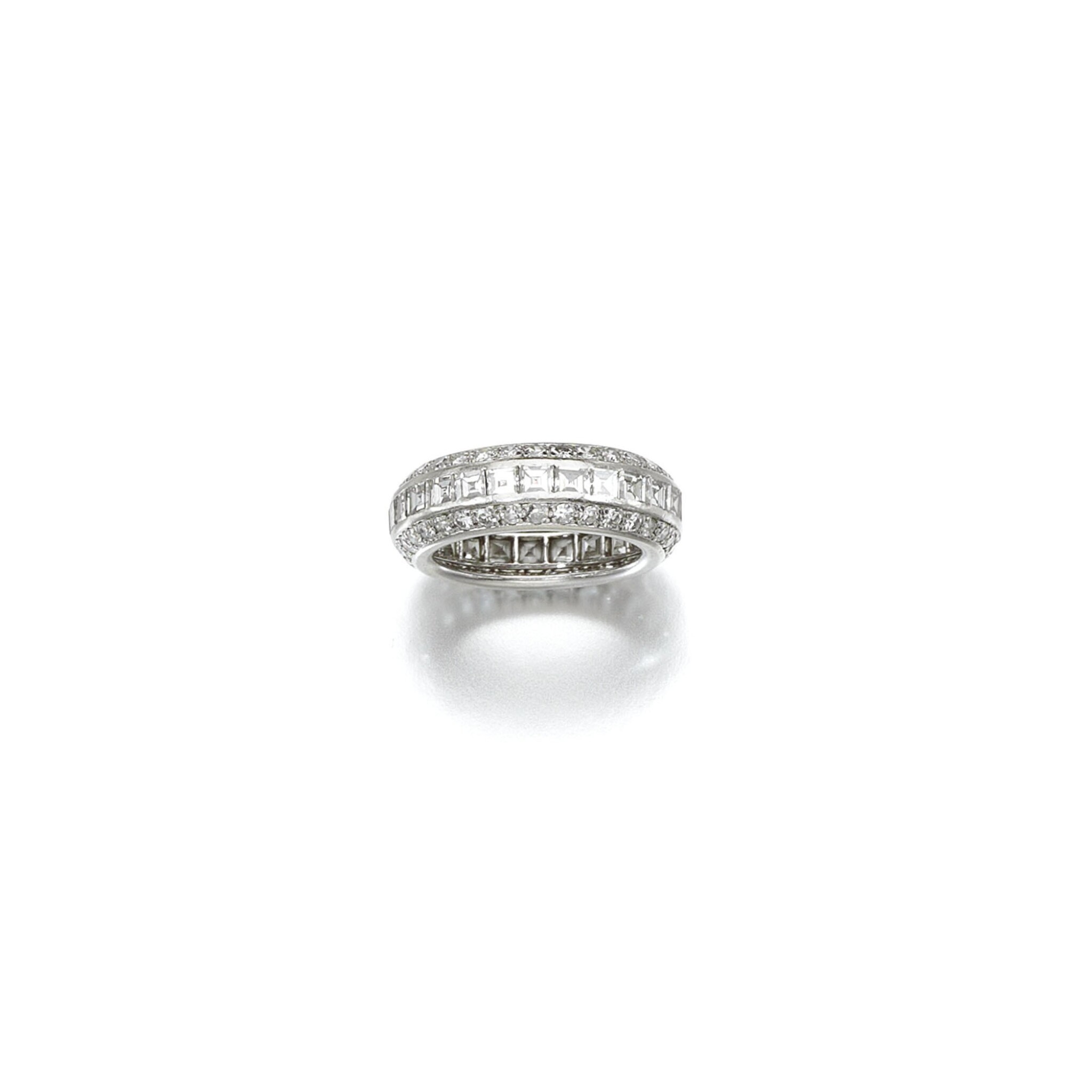 View full screen - View 1 of Lot 2. DIAMOND RING, 1930S.