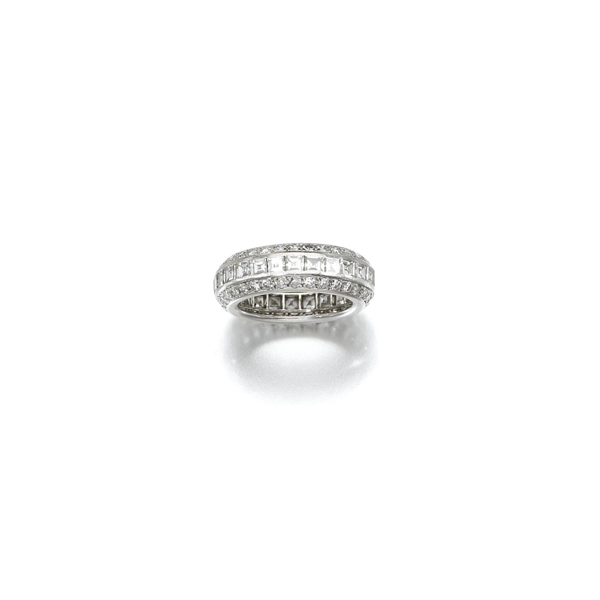 DIAMOND RING, 1930S