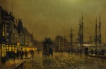 JOHN ATKINSON GRIMSHAW | GLASGOW