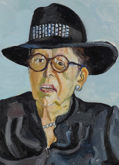 View 2. Thumbnail of Lot 18.  ALICE NEEL | LILLY BRODY.