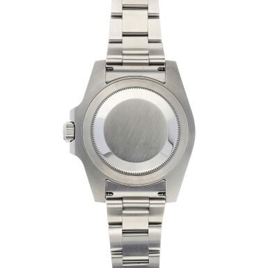View 4. Thumbnail of Lot 406. 'Hulk' Submariner, Ref. 116610LV Stainless steel wristwatch with date and bracelet Circa 2010 | 勞力士 116610LV型號「'Hulk' Submariner」精鋼鍊帶腕錶備日期顯示,年份約2010.