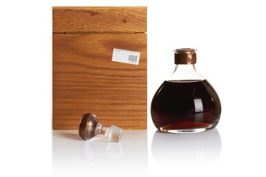 View 2. Thumbnail of Lot 174. THE MACALLAN MILLENNIUM DECANTER 50 YEAR OLD 43.0 ABV 1949 .