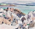 Rocks, Iona