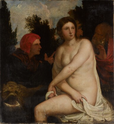 ALESSANDRO VAROTARI, CALLED IL PADOVANINO | Susannah and the Elders