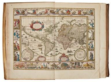View 4. Thumbnail of Lot 285. Blaeu. Theatrum Orbis Terrarum. 1640-1654.