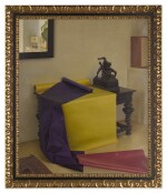 CLAUDIO BRAVO | UNTITLED (INTERIOR WITH COLORED PAPERS)