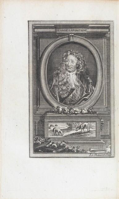 View 3. Thumbnail of Lot 93. Petite bibliothèque des théâtres. 43 volumes aux armes de la comtesse de Provence..