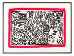 KEITH HARING | UNTITLED