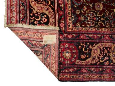 View 2. Thumbnail of Lot 88. A Tabriz carpet, Northwest Persia.