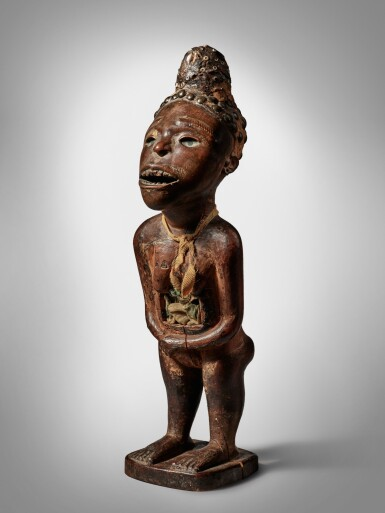 View 3. Thumbnail of Lot 75. Kongo Power Figure, Democratic Republic of the Congo.