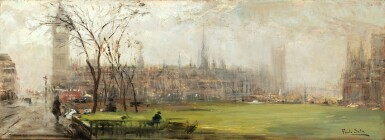 View 1. Thumbnail of Lot 46. PAOLO SALA | Parliament Square, London.