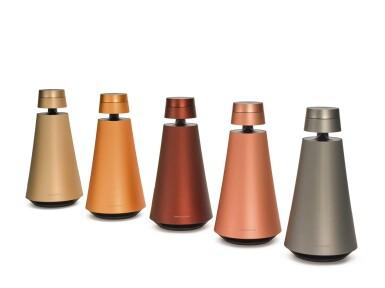Bang & Olufsen, BeoSound 1 Wireless Speaker System, Grey