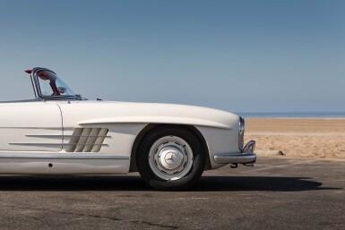 View 68. Thumbnail of Lot 65. 1960 Mercedes-Benz 300SL Roadster.