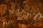 Hell scene